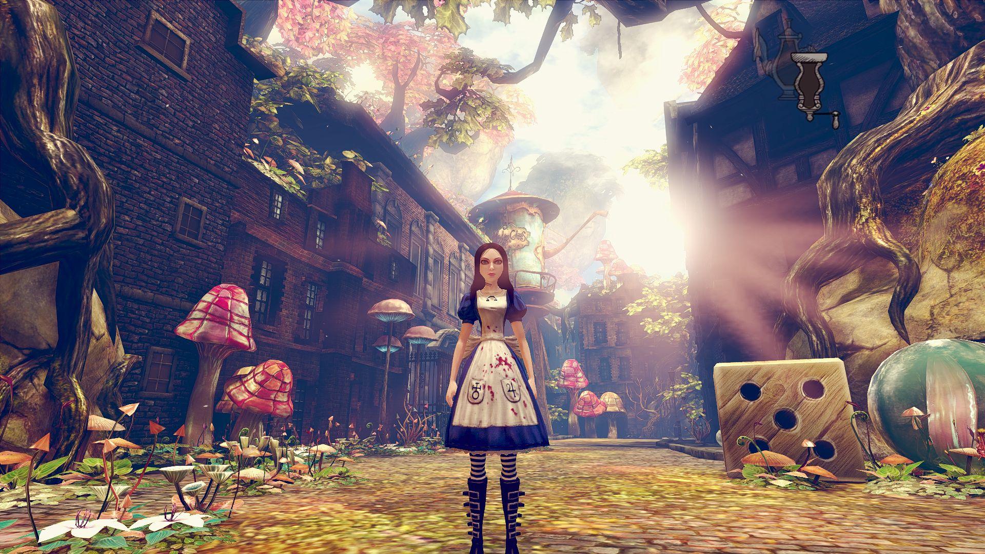 Alice Madness Returns Screenshots