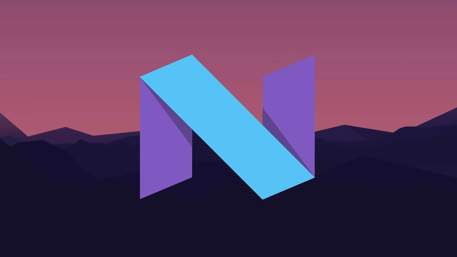 Android 70 Nougat Wallpaper