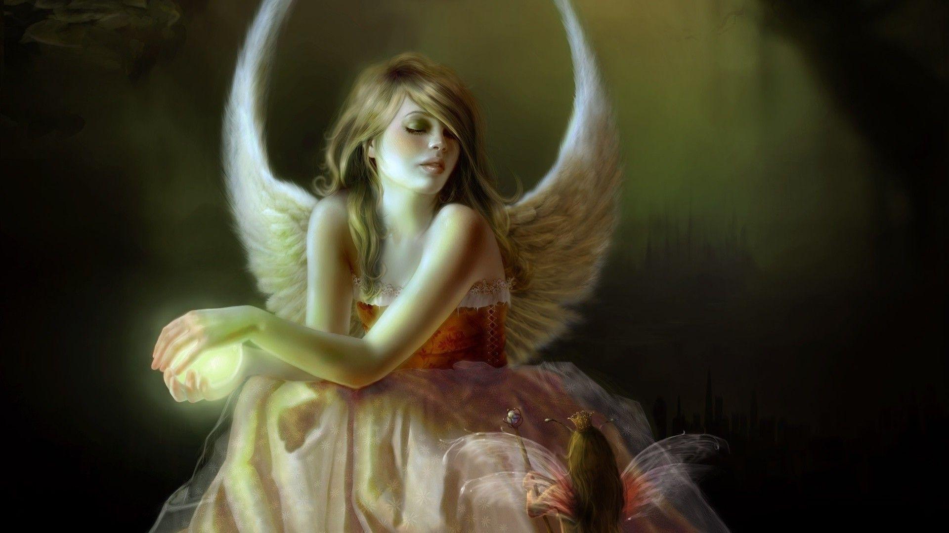 Angel Girl Elf