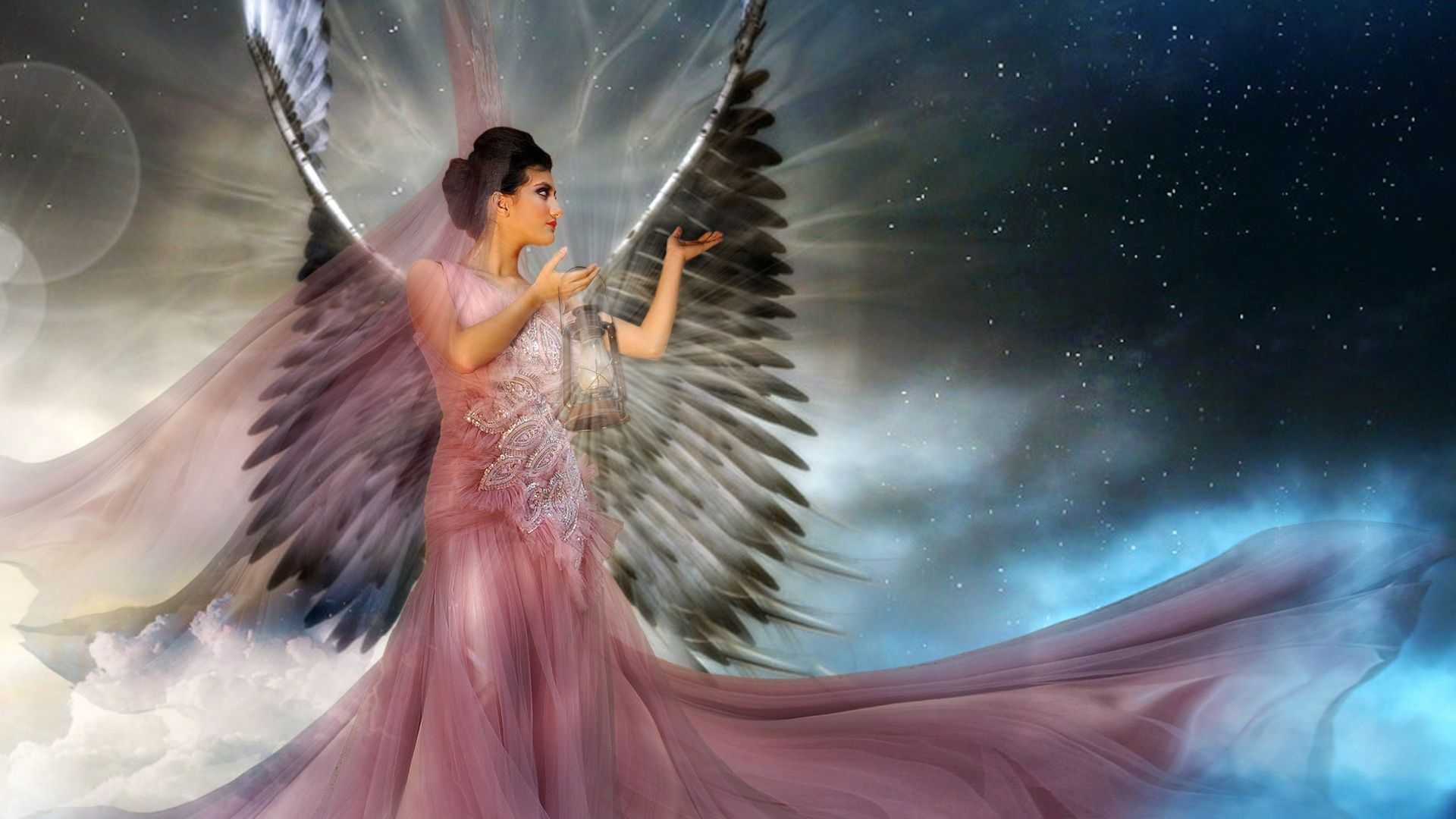 Angels With Wings Pictures Beautiful