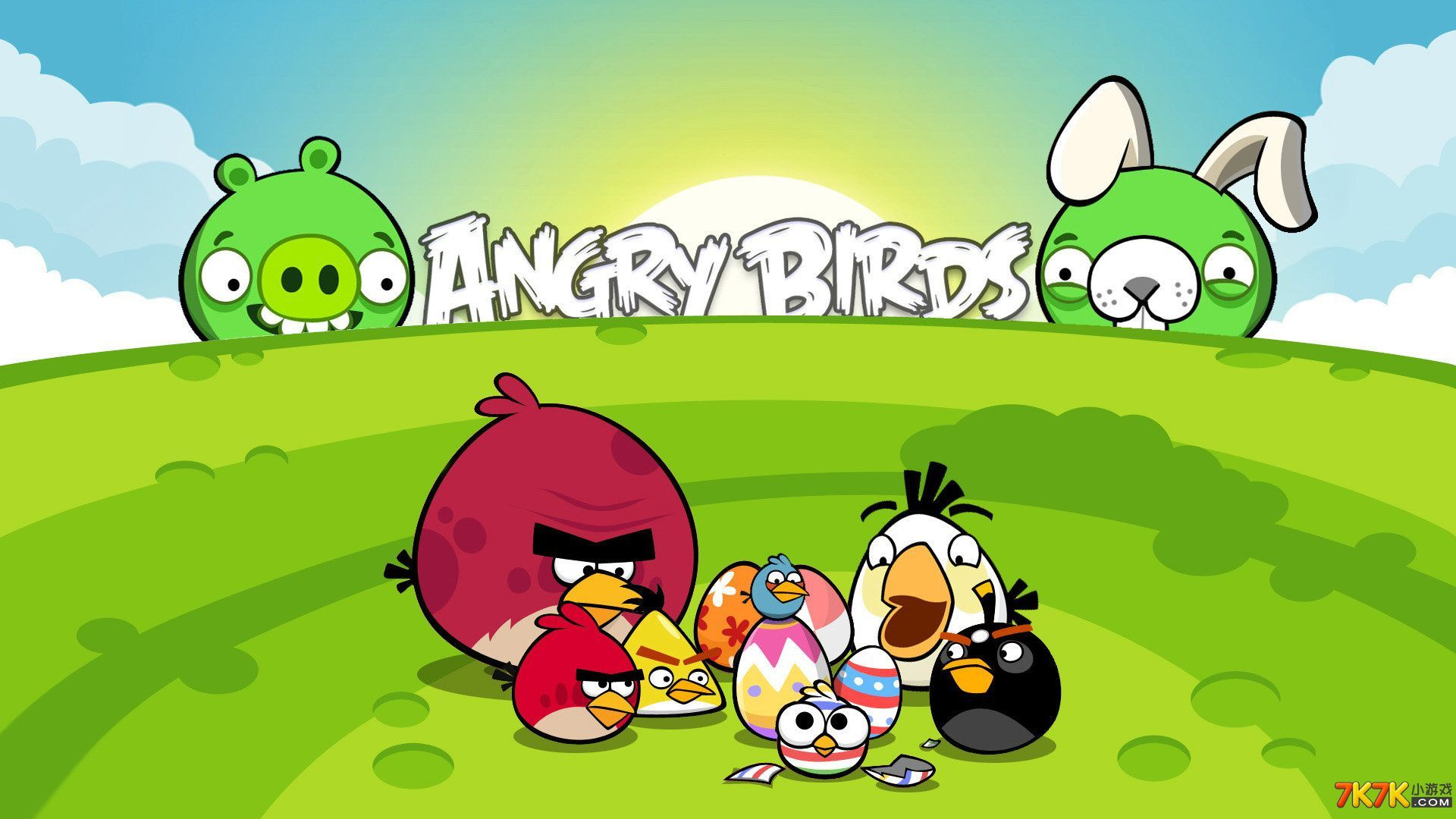 Angry Birds 2 Wallpaper