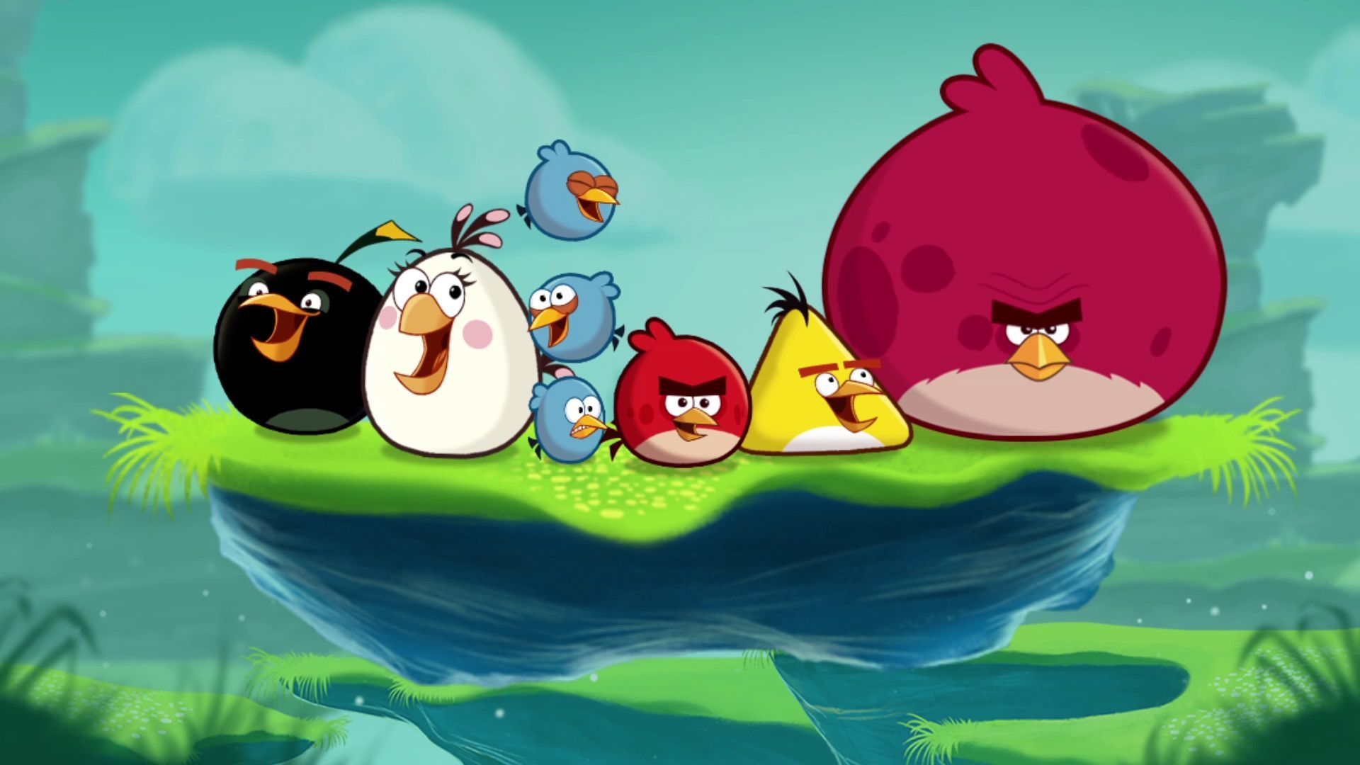 Angry Birds 2 Pictures