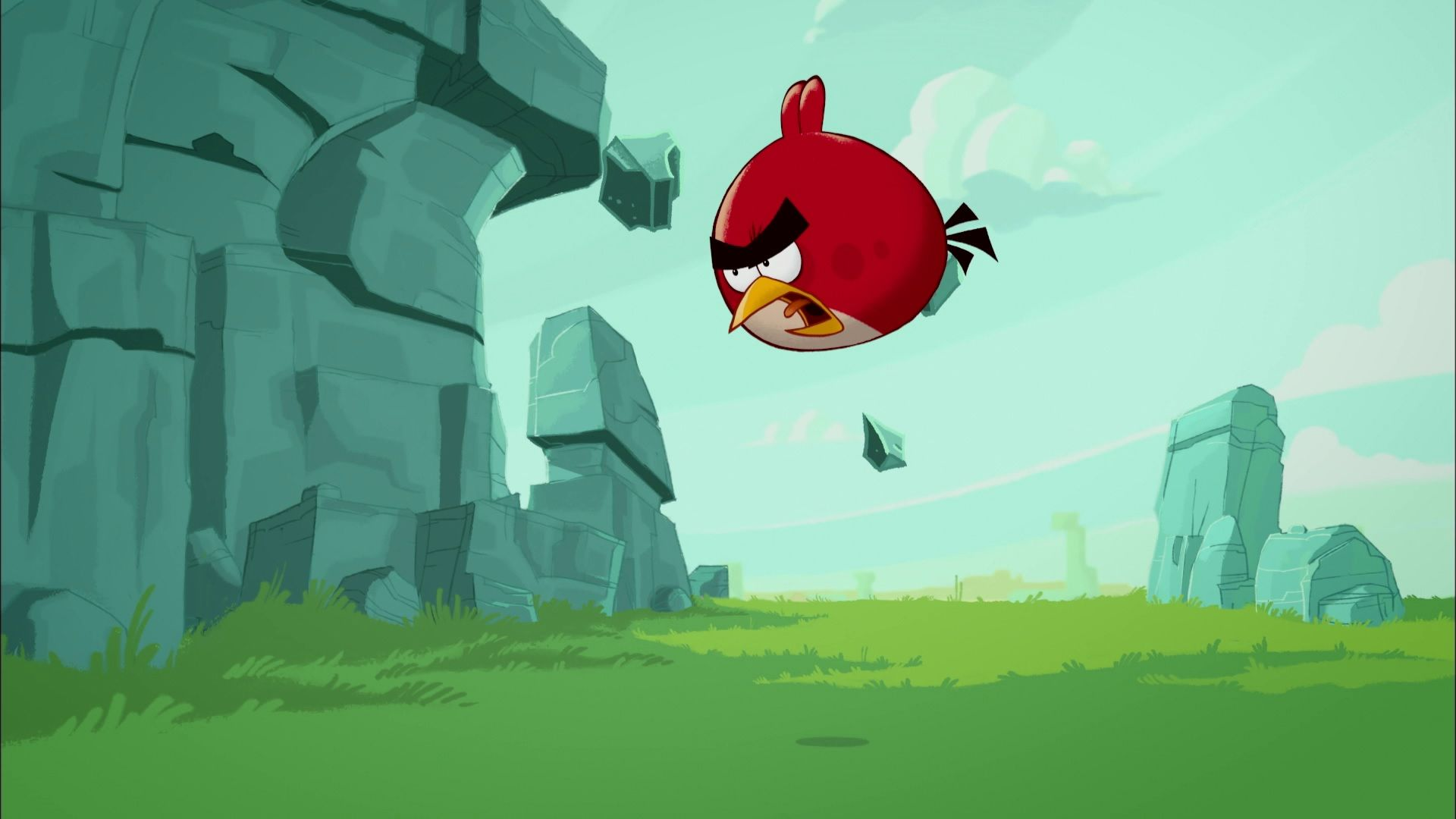 Angry Birds Angry Birds Wallpaper