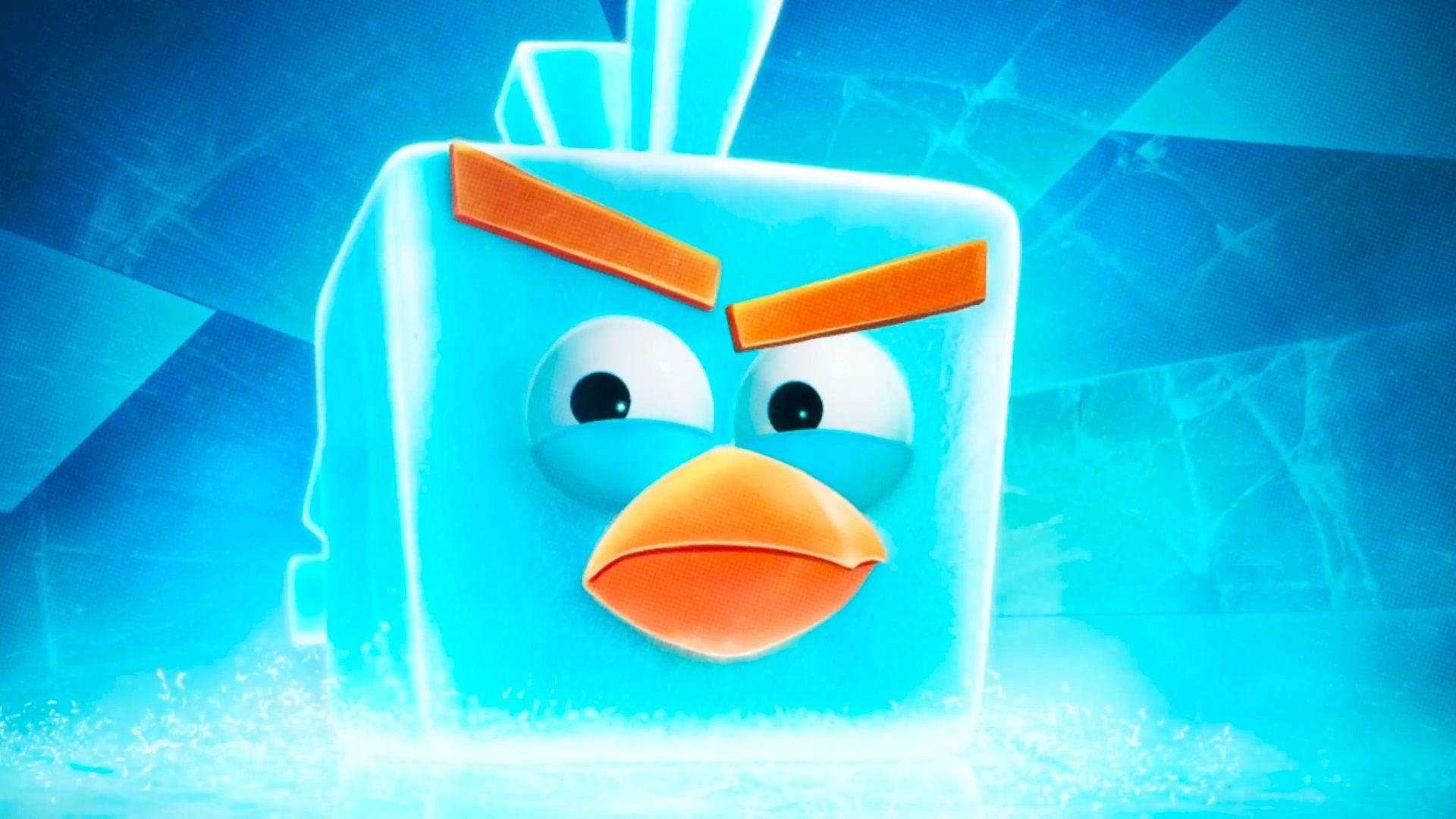 Angry Birds Ice Bird