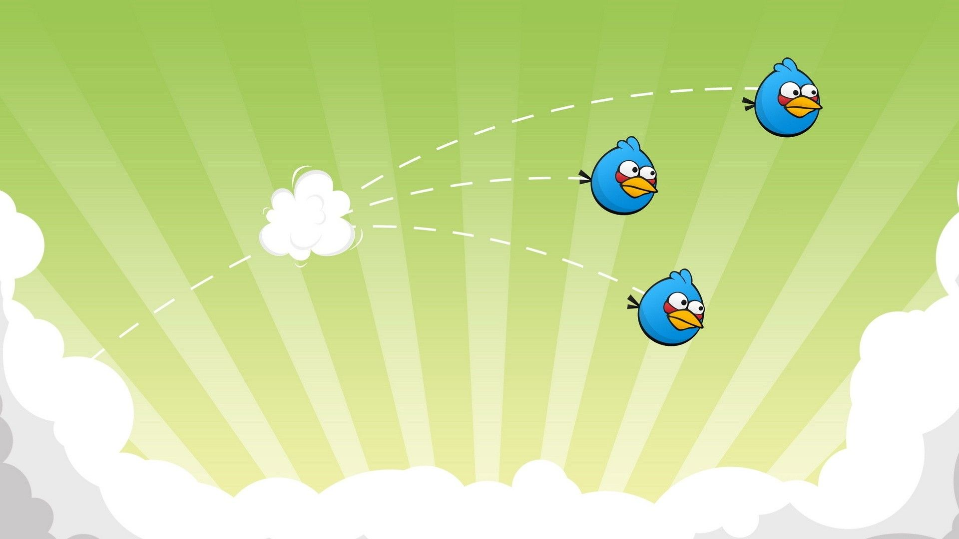Angry Birds Splash Screen