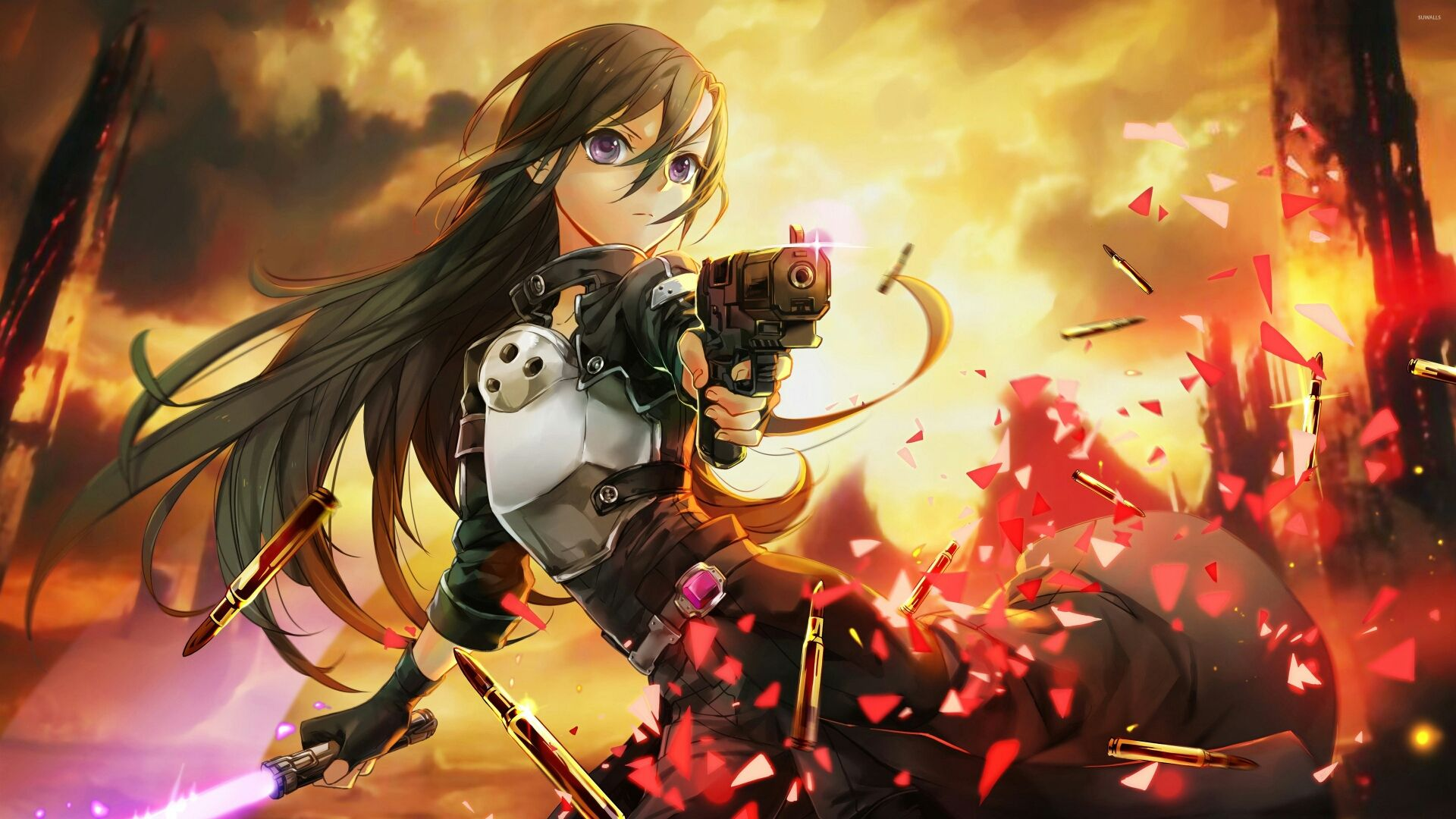 Sword Art Online Fatal Bullet S Digital Versions And Season Pass