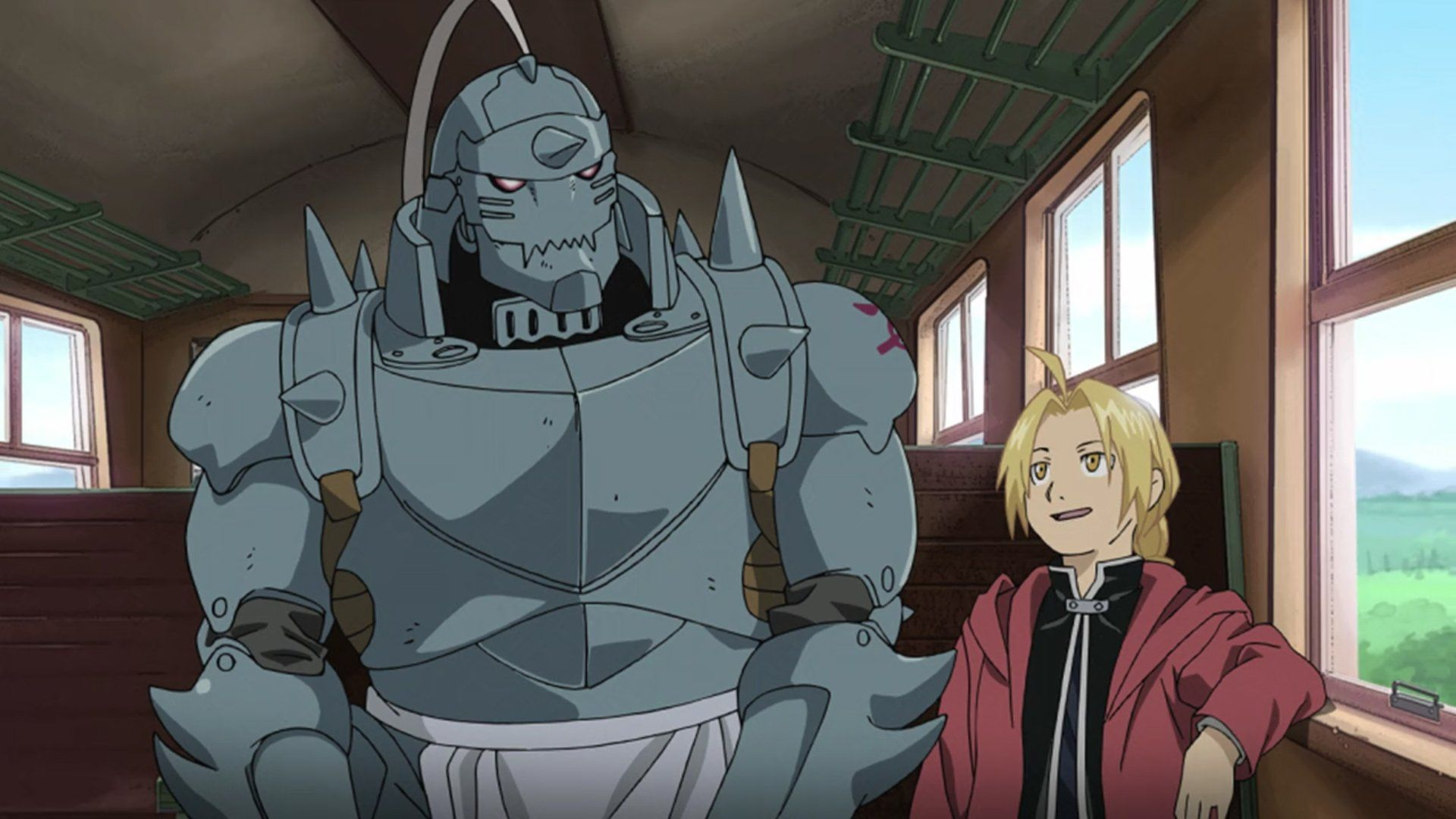 Alphonse Elric Wallpapers Wallpaperboat