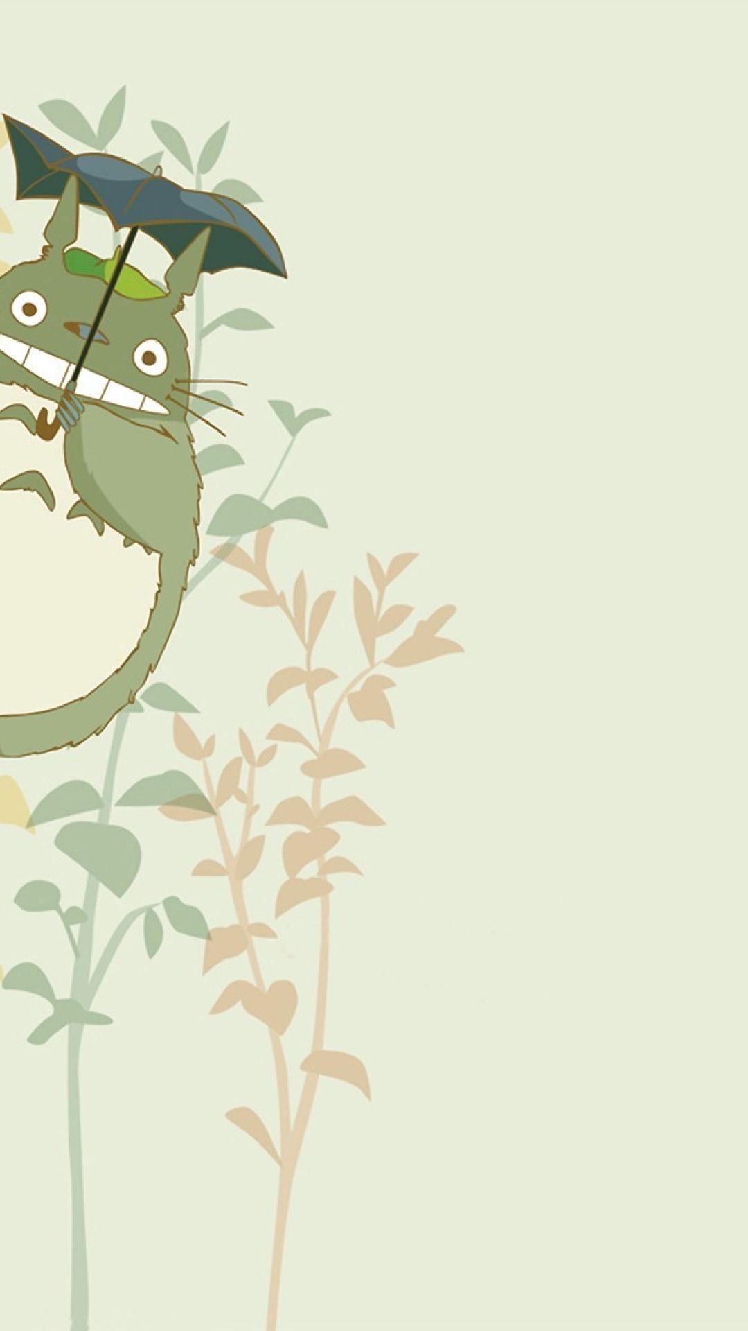 Anime Wallpaper Totoro