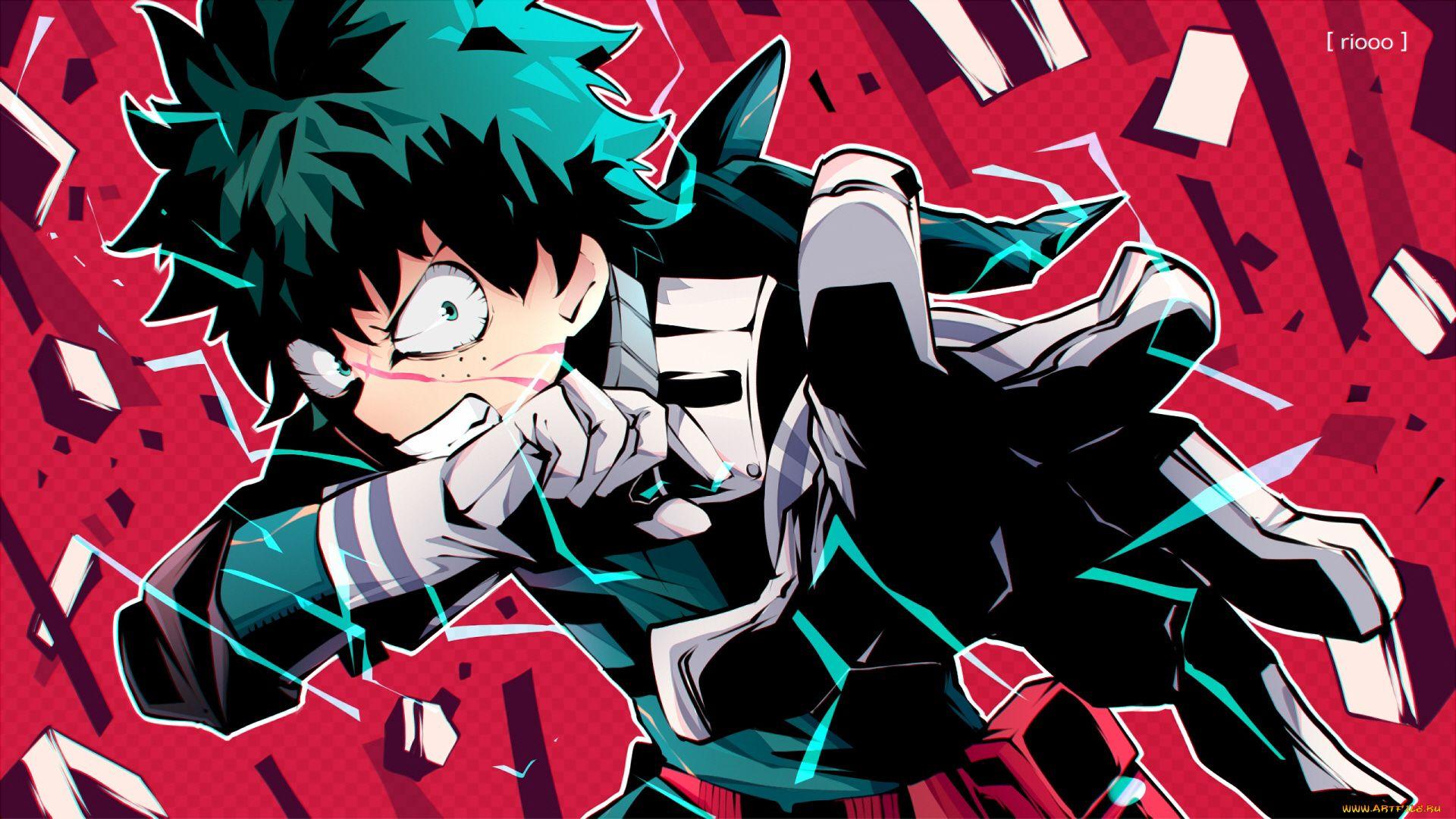Anime Wallpapers My Hero Academy