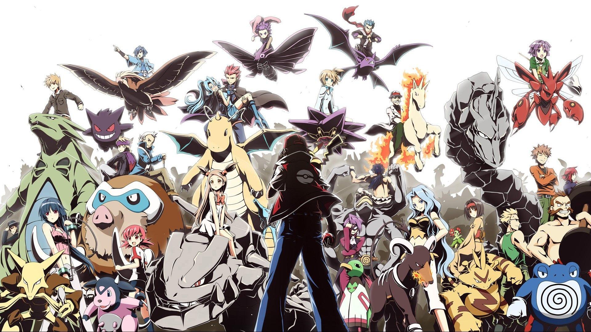 Anime Wallpapers Pokemon Go