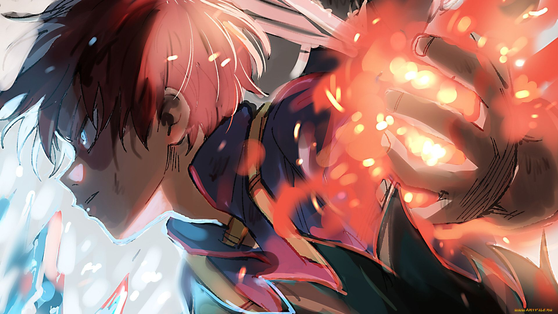 Anime Wallpapers Todoroki