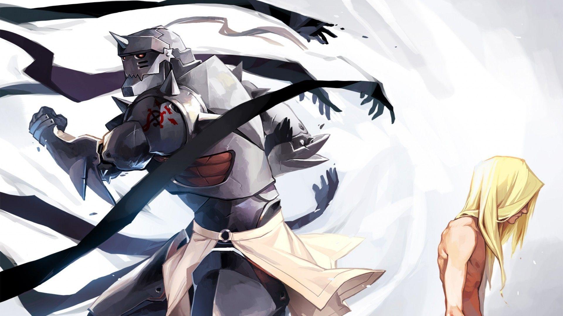 Anime Art Fullmetal Alchemist