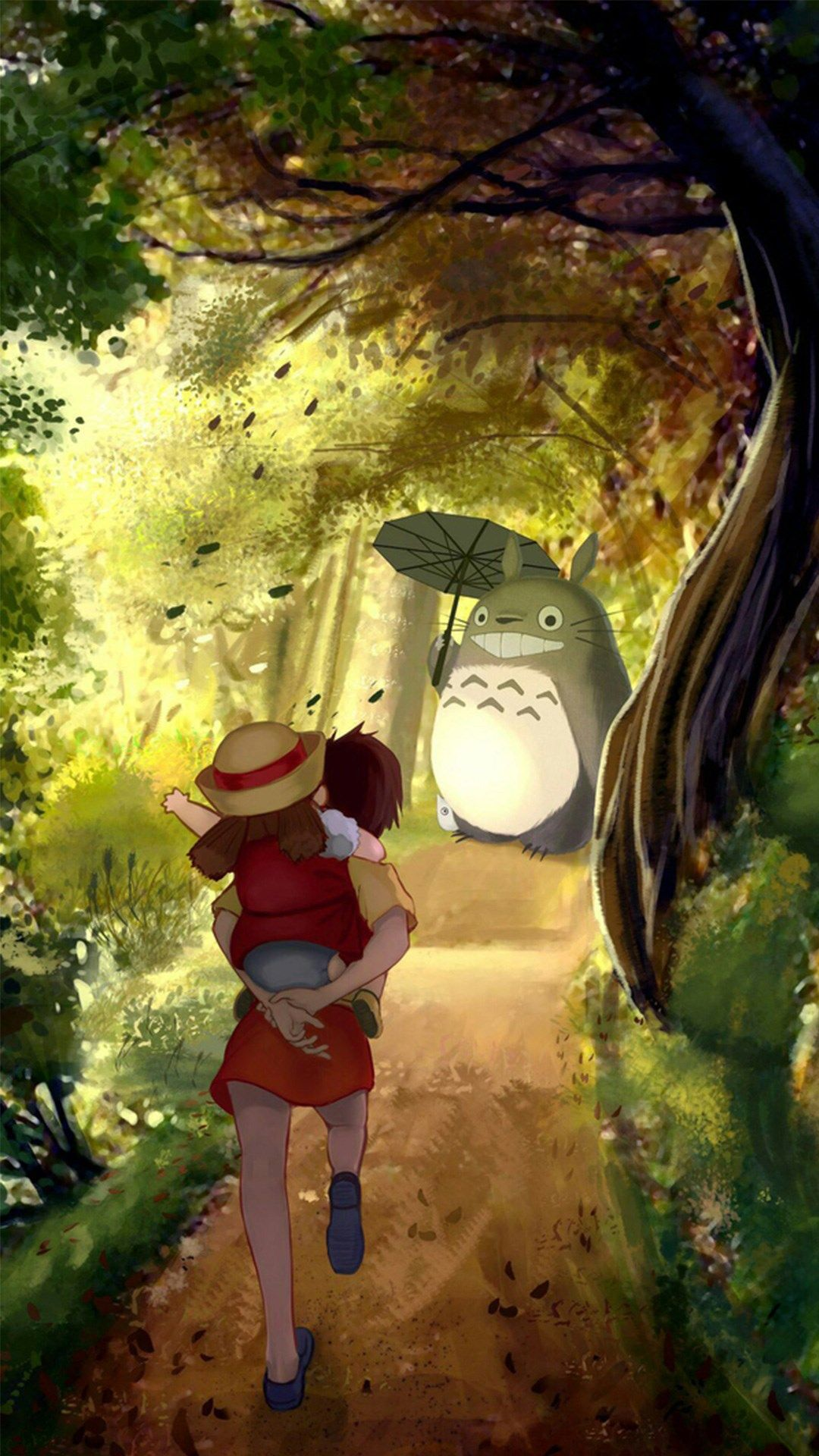 25 Hayao Miyazaki Mobile Wallpapers Wallpaperboat