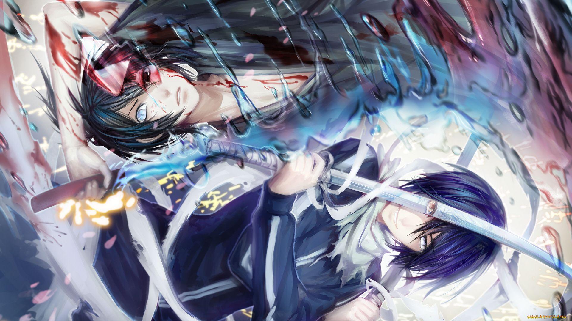 Anime Arts Homeless God Yato