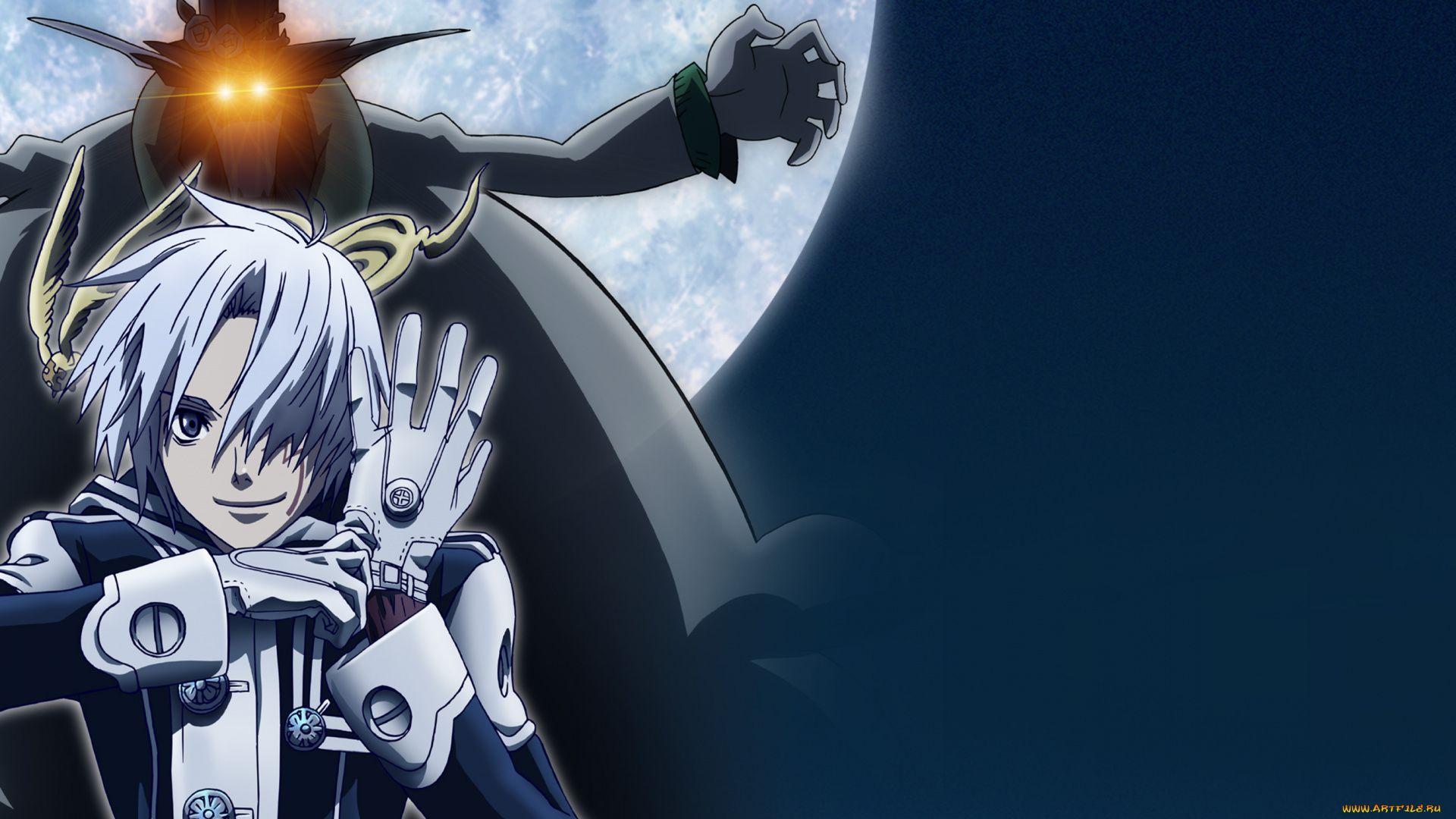 Anime Characters Dgray Man