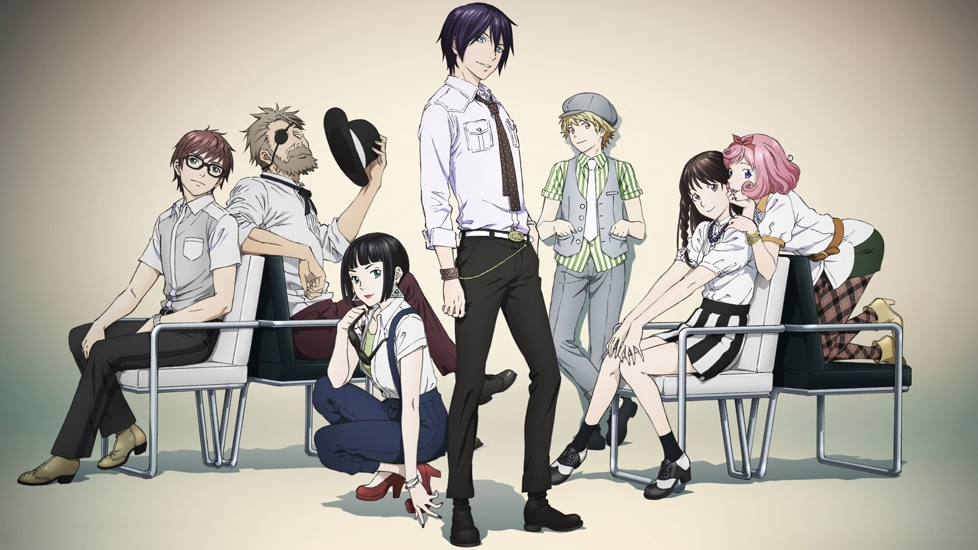 Anime Noragami Aragoto