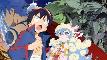 Anime Tengen Toppa Gurren Lagann