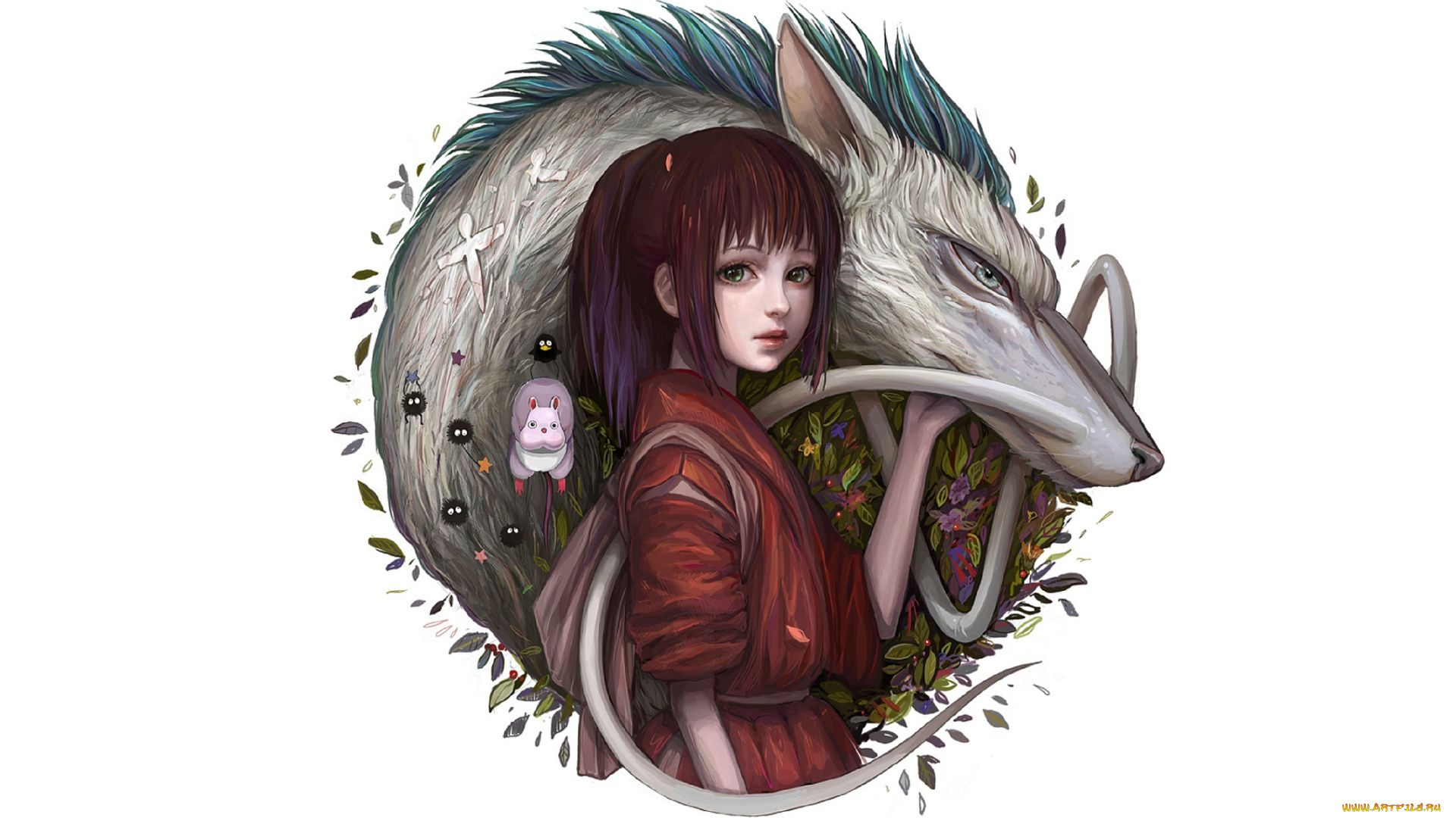 Arts From The Anime Spirited Away