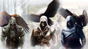 Assassin Connor Ezio Altair