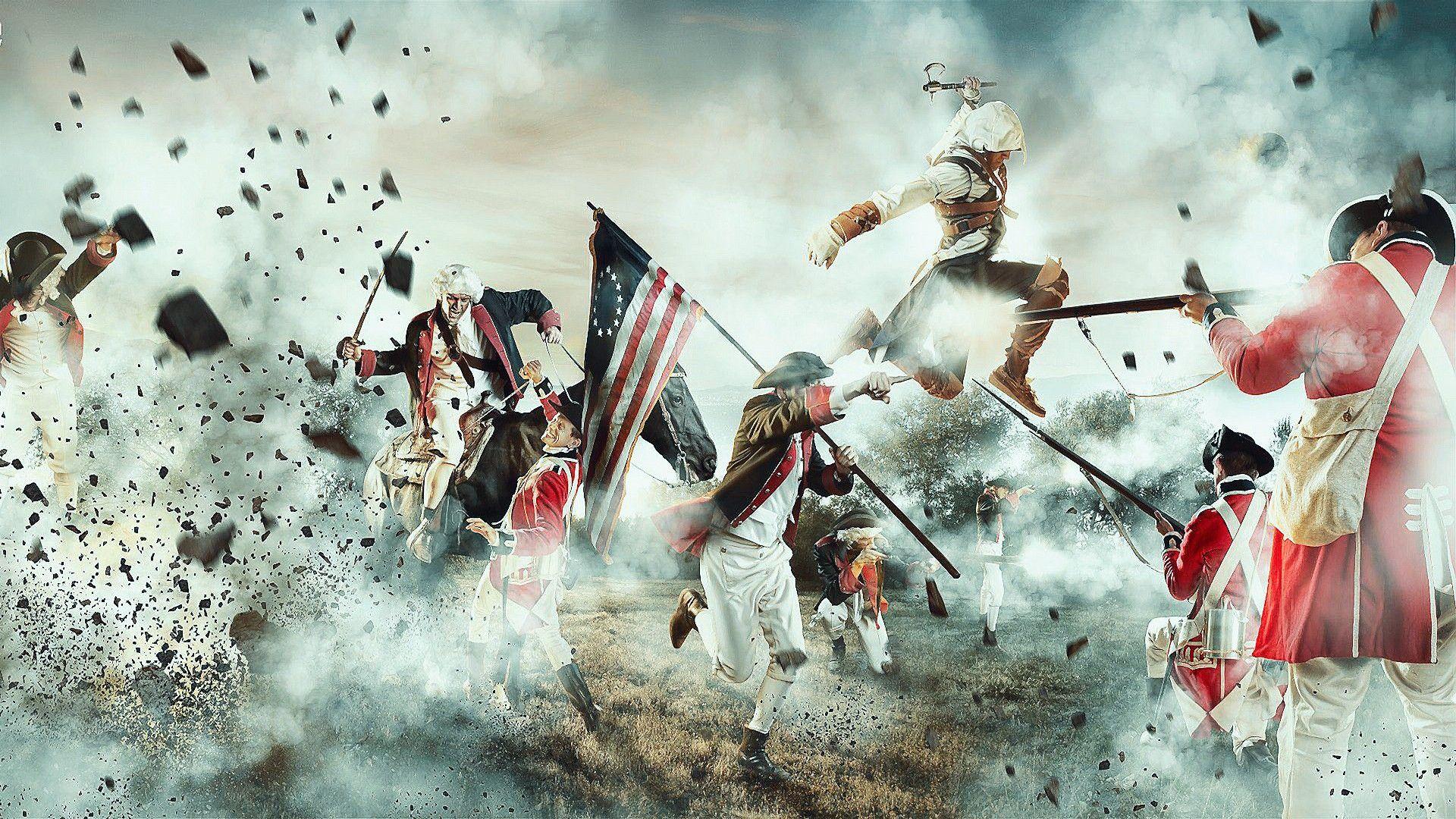 Assassin Creed 3 Wallpaper