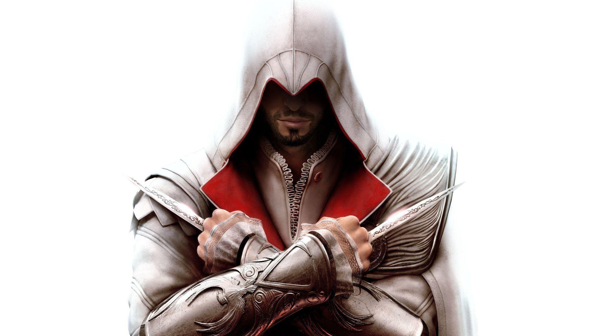 Assassin Creed Ezio Wallpaper 2