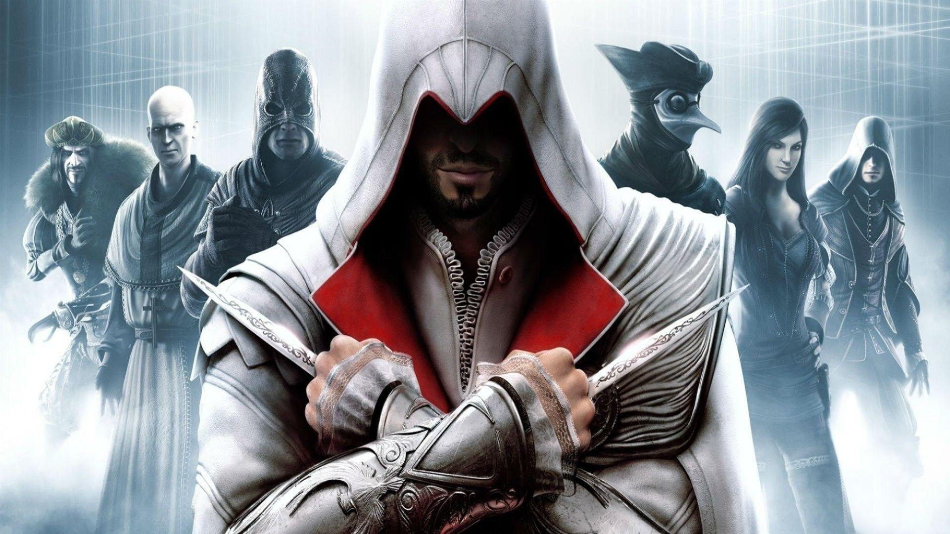 Assassin Creed Ezio Wallpaper