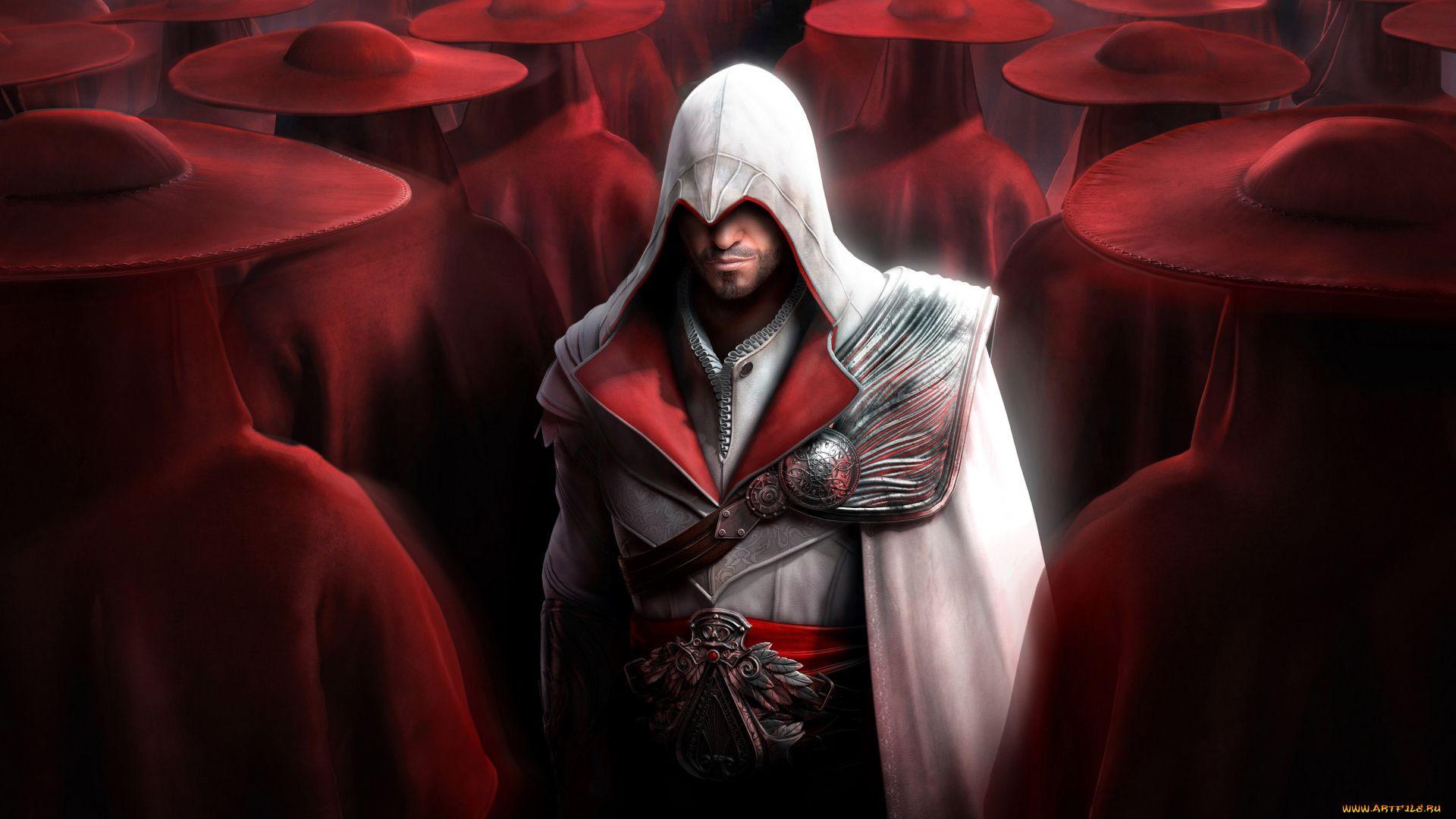 Assassin Creed Brotherhood Ezio Blood 2