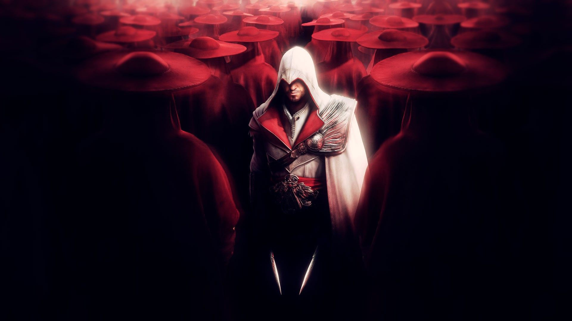 Assassin Creed Brotherhood Ezio Blood