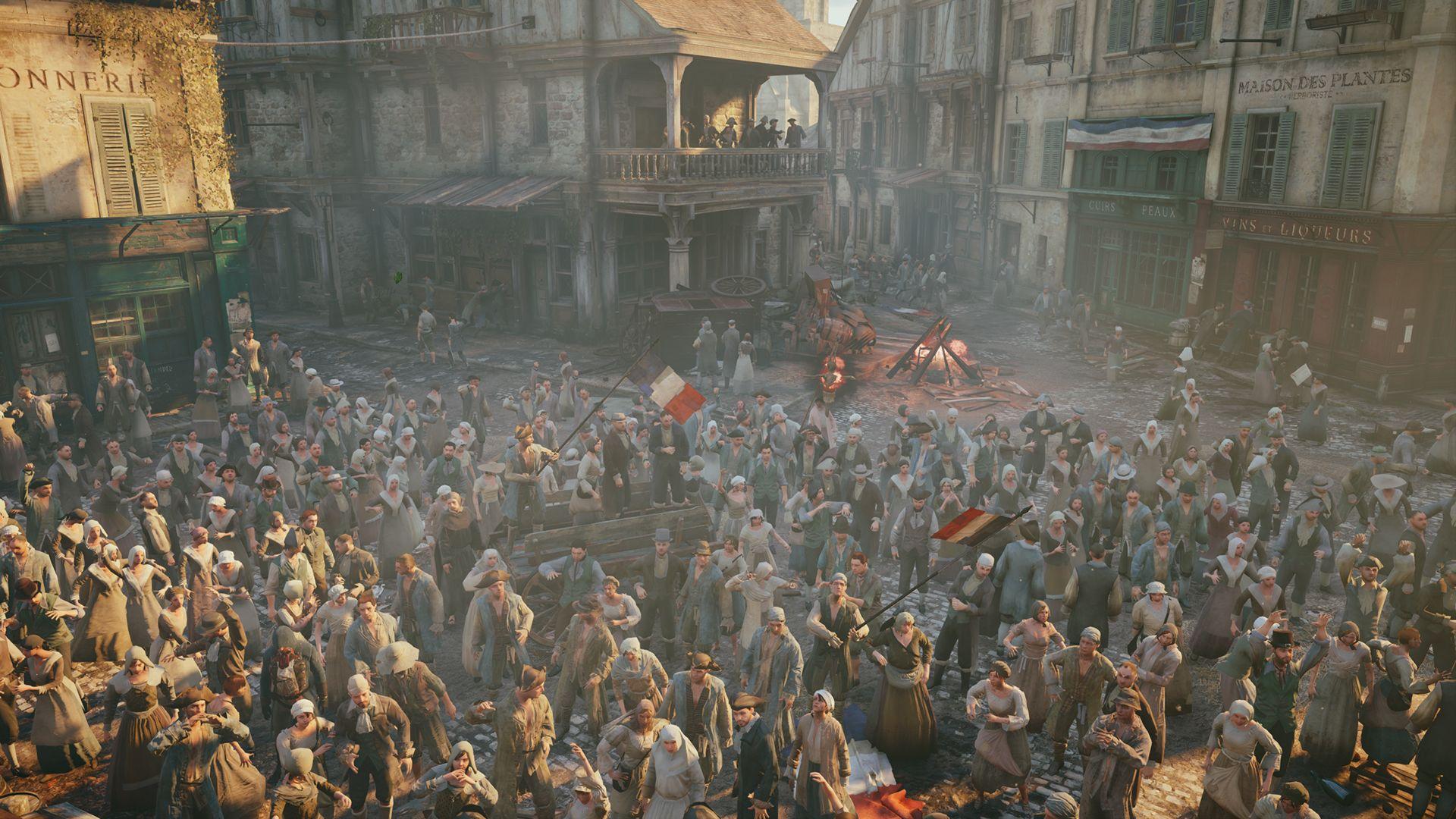 Assassin Creed Unity Revolution