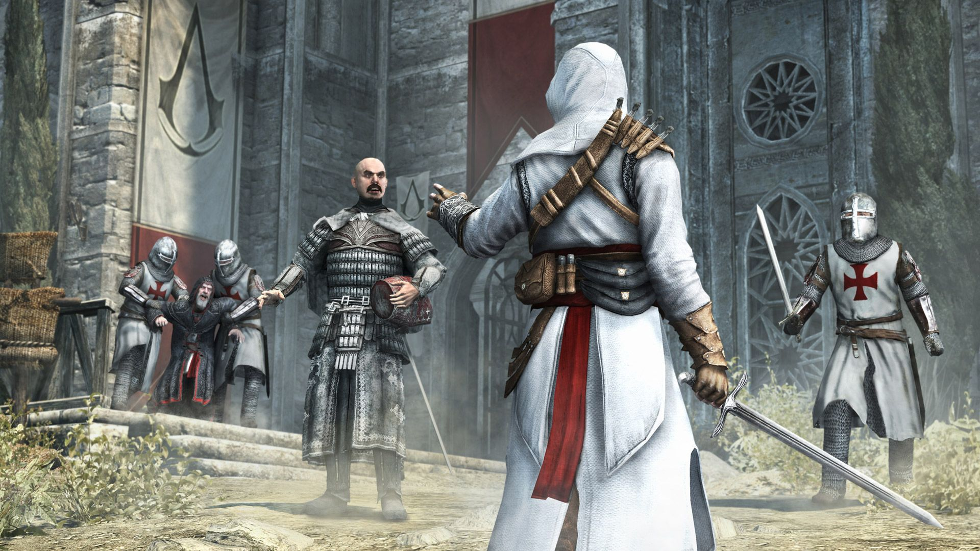 Assassins Creed 1 Templars