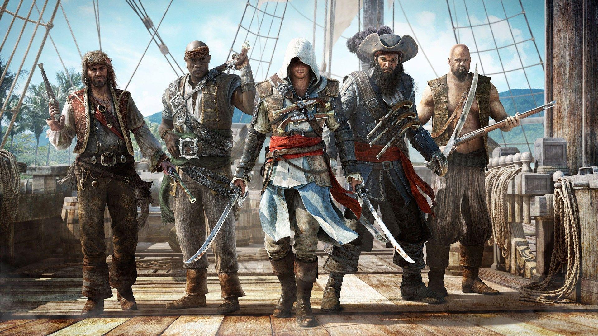 Assassins Creed 4 Black Flag Edward Kenway