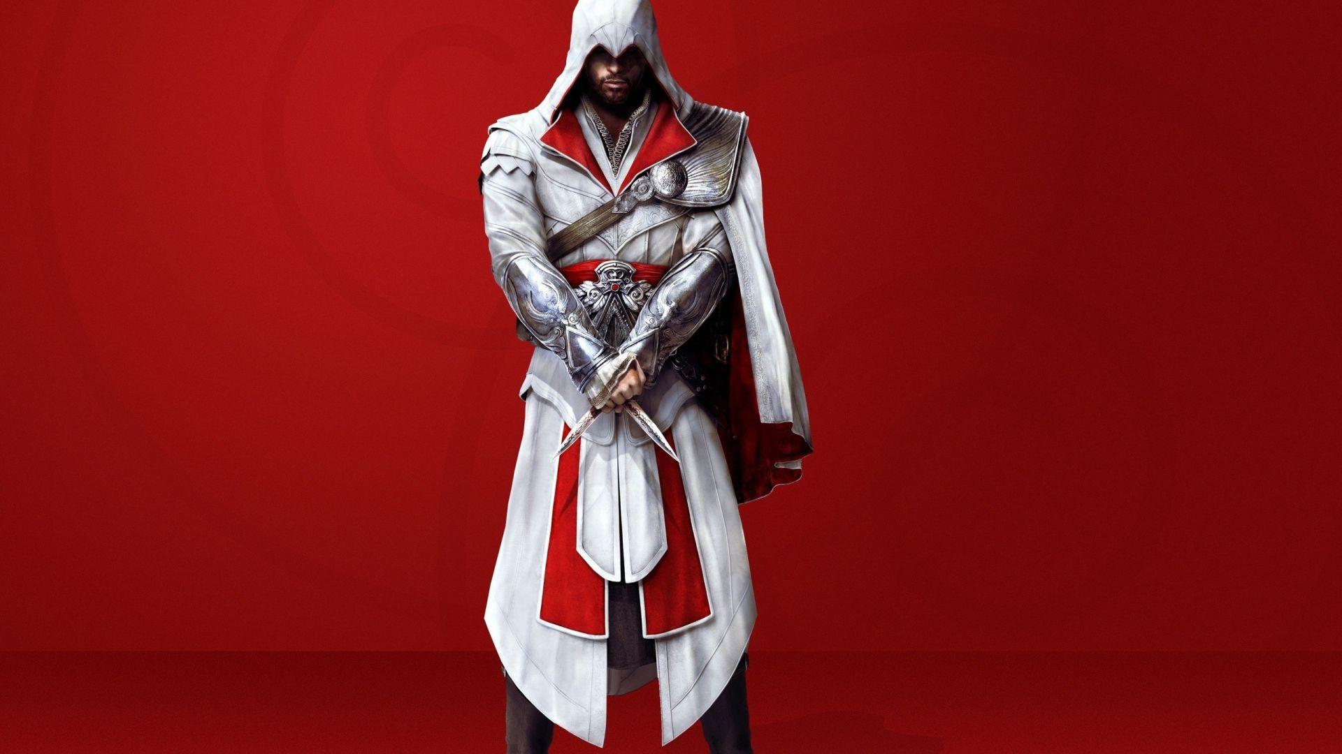 Assassins Creed Brotherhood Ezio Auditore