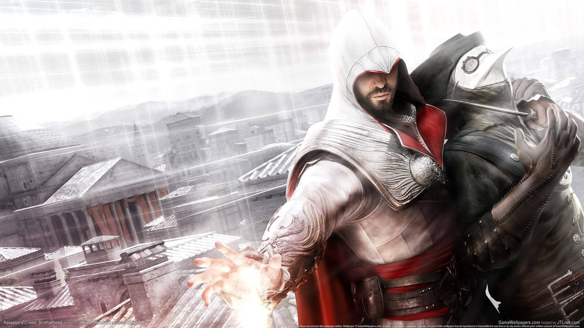 Assassins Creed Brotherhood Wallpaper 2