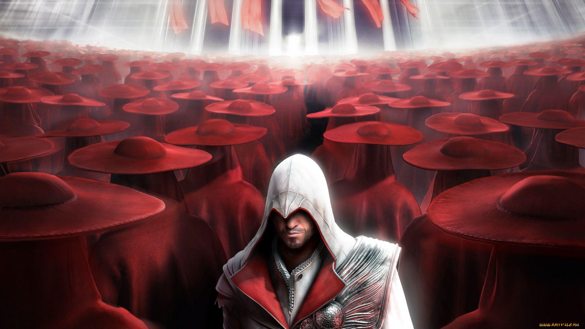 Assassins Creed Brotherhood Poster