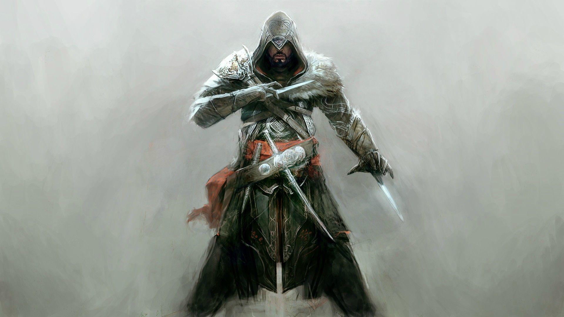 Assassins Creed Revelations Poster