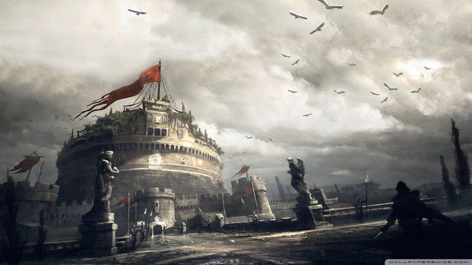 Assassins Creed Scenery