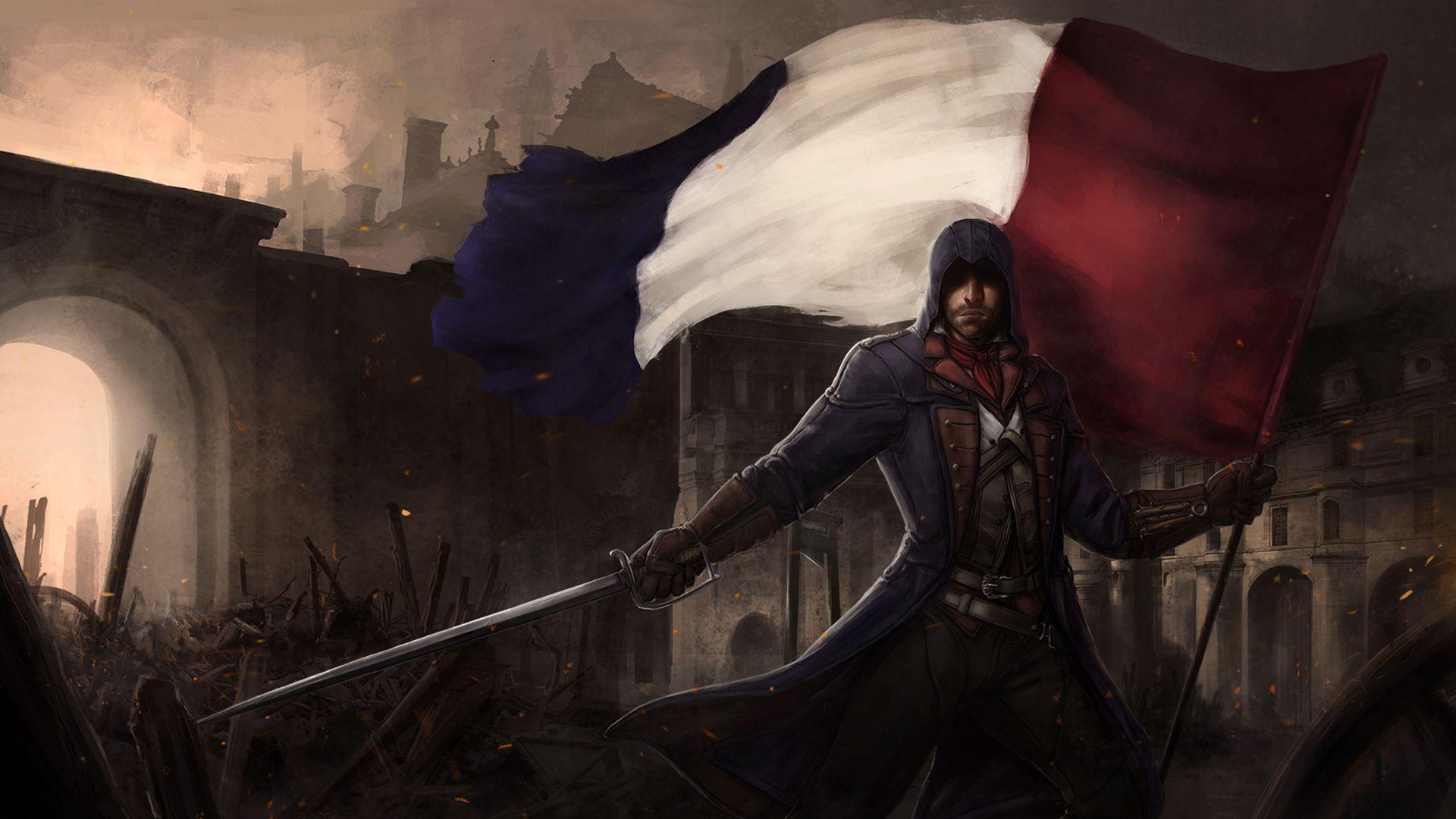 Assassins Creed Unity Wallpaper