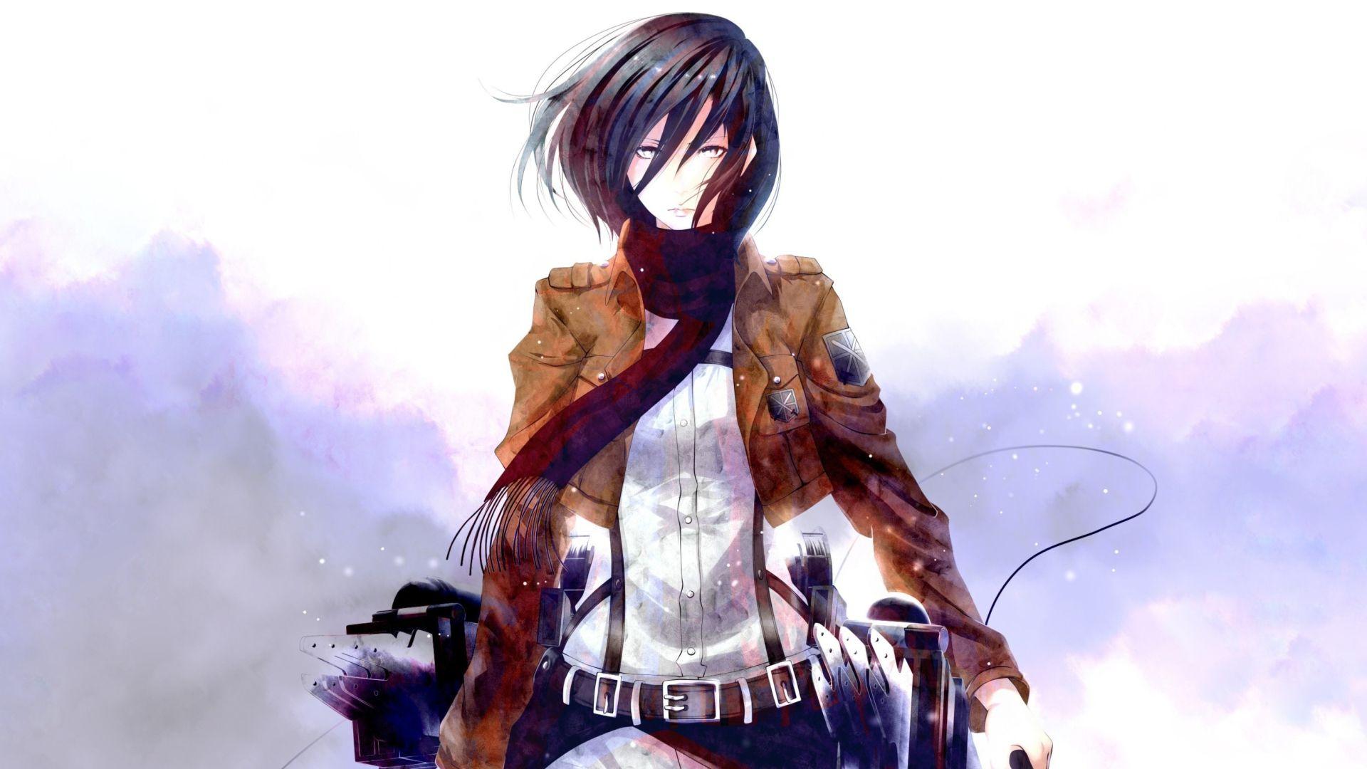 Attack Of The Titans On The Arts Desk Of Mikasa