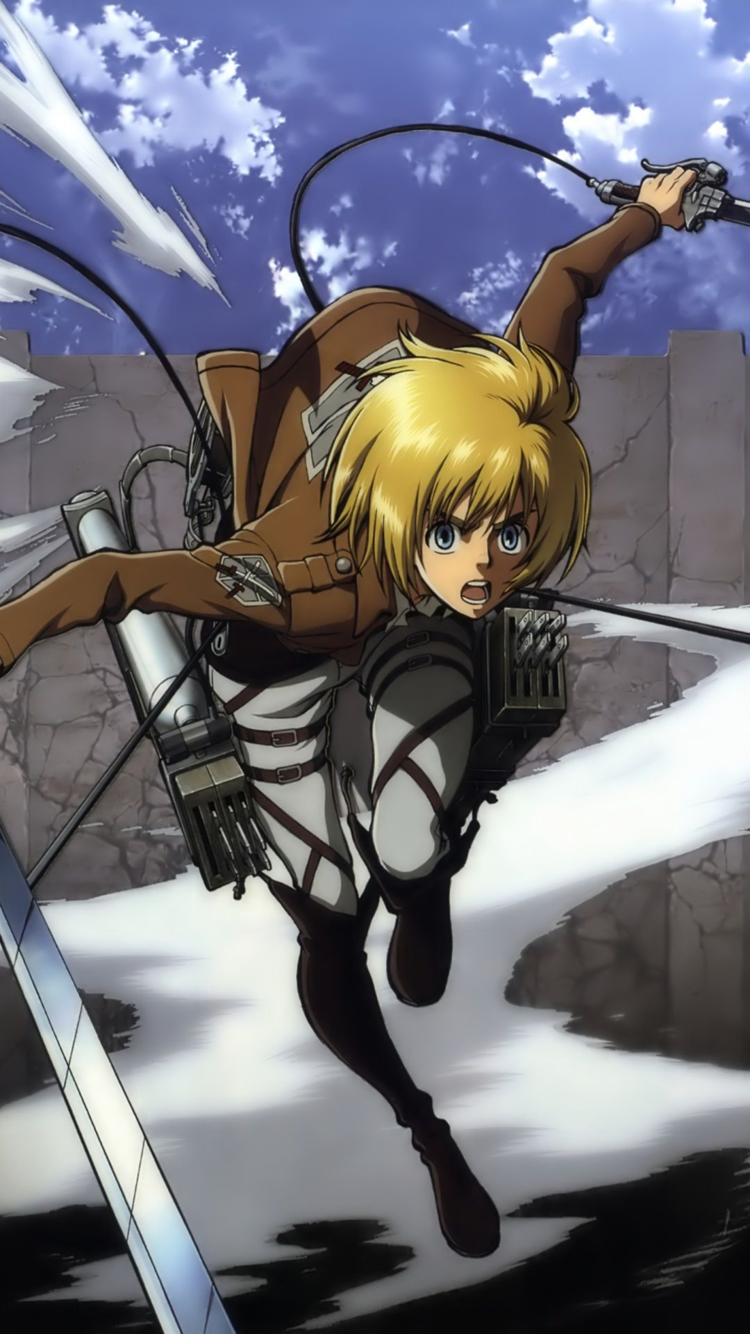 Attack On Titan Armin Arlert