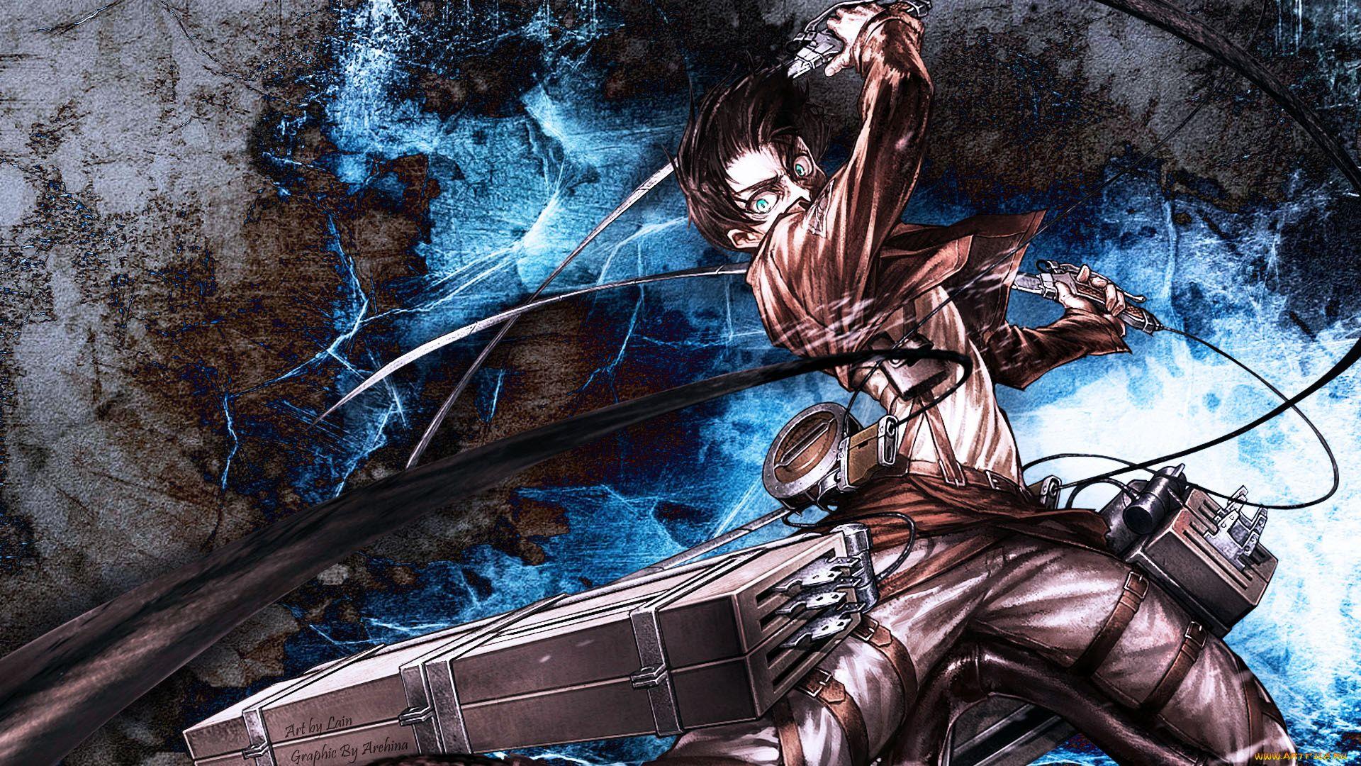 Attack On Titan Art