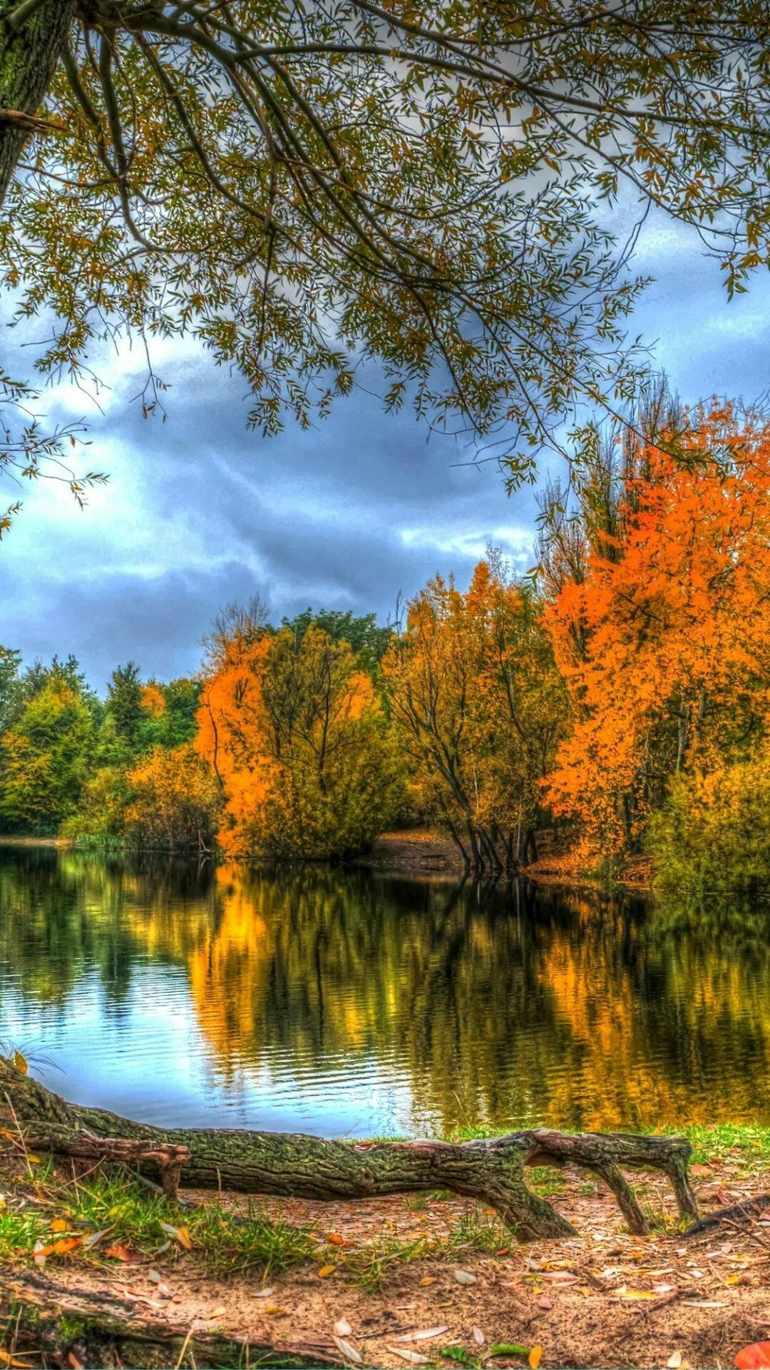 Autumn Landscape Photos High Resolution