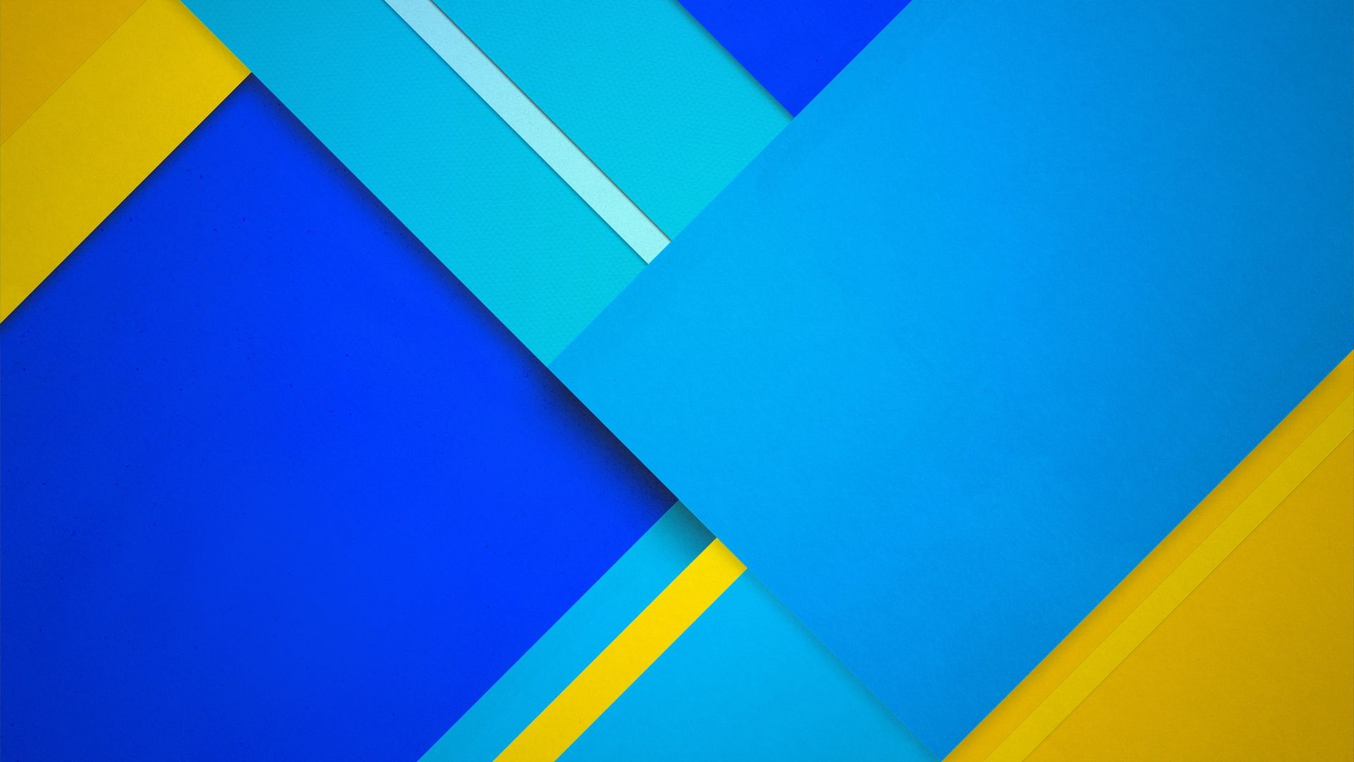 Background Geometry Blue Yellow