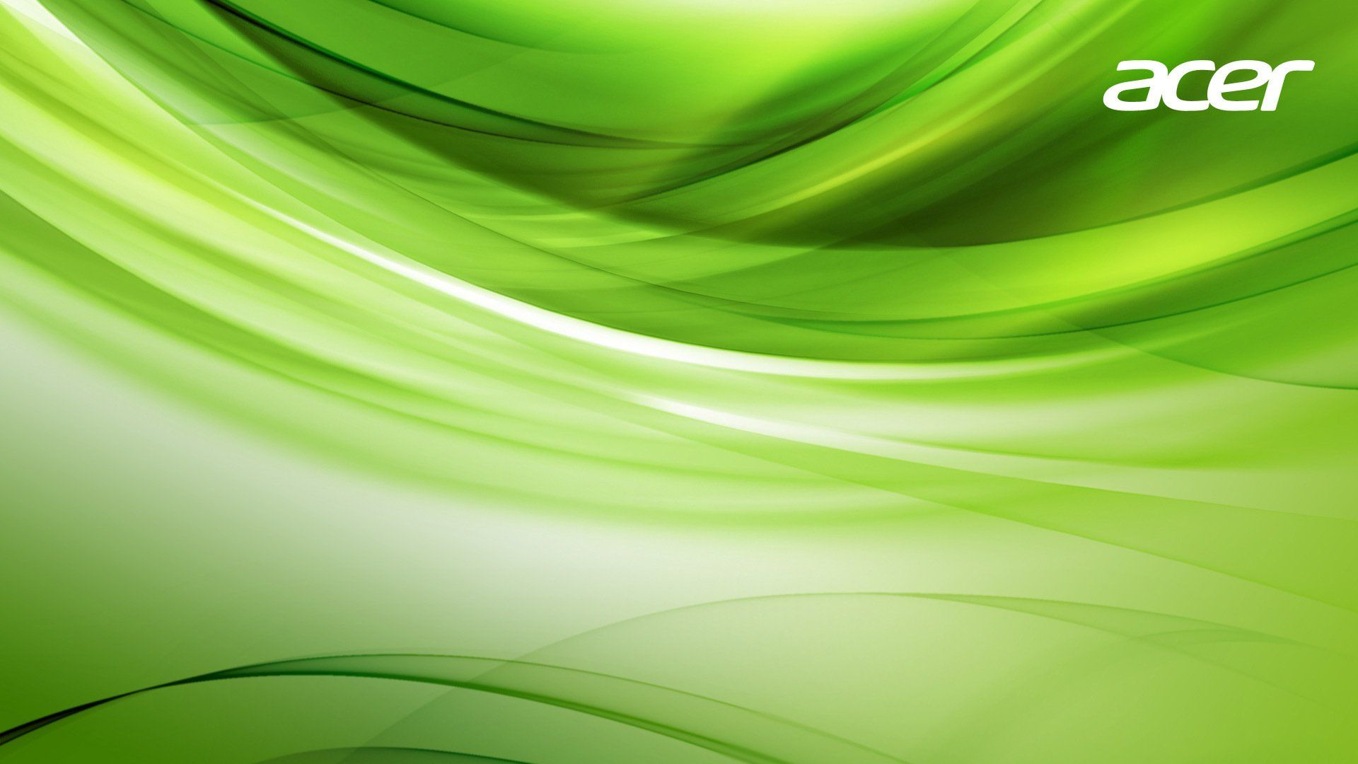 Background Green Abstraction