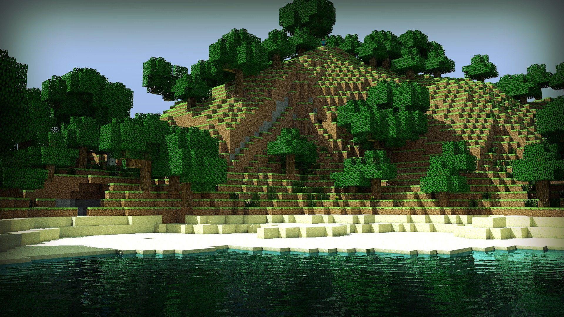 Background Minecraft