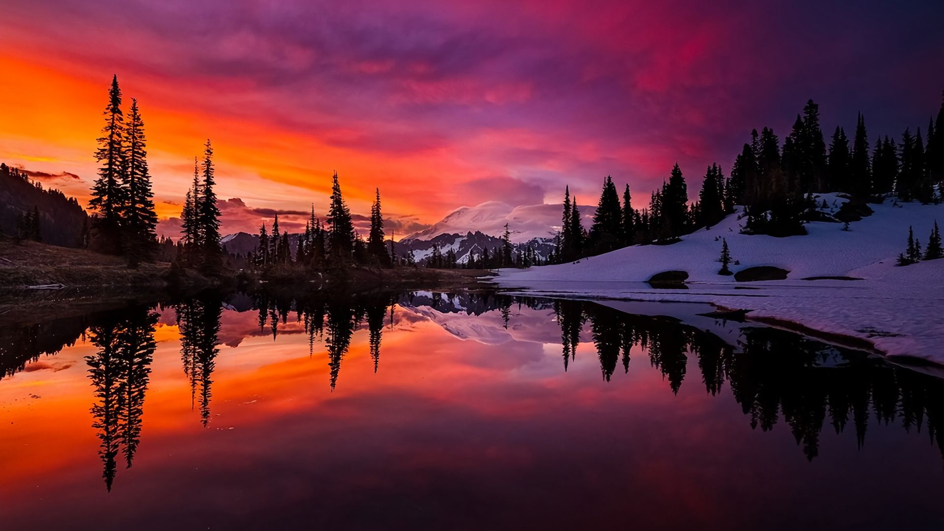 Beautiful Nature Pictures Sunset