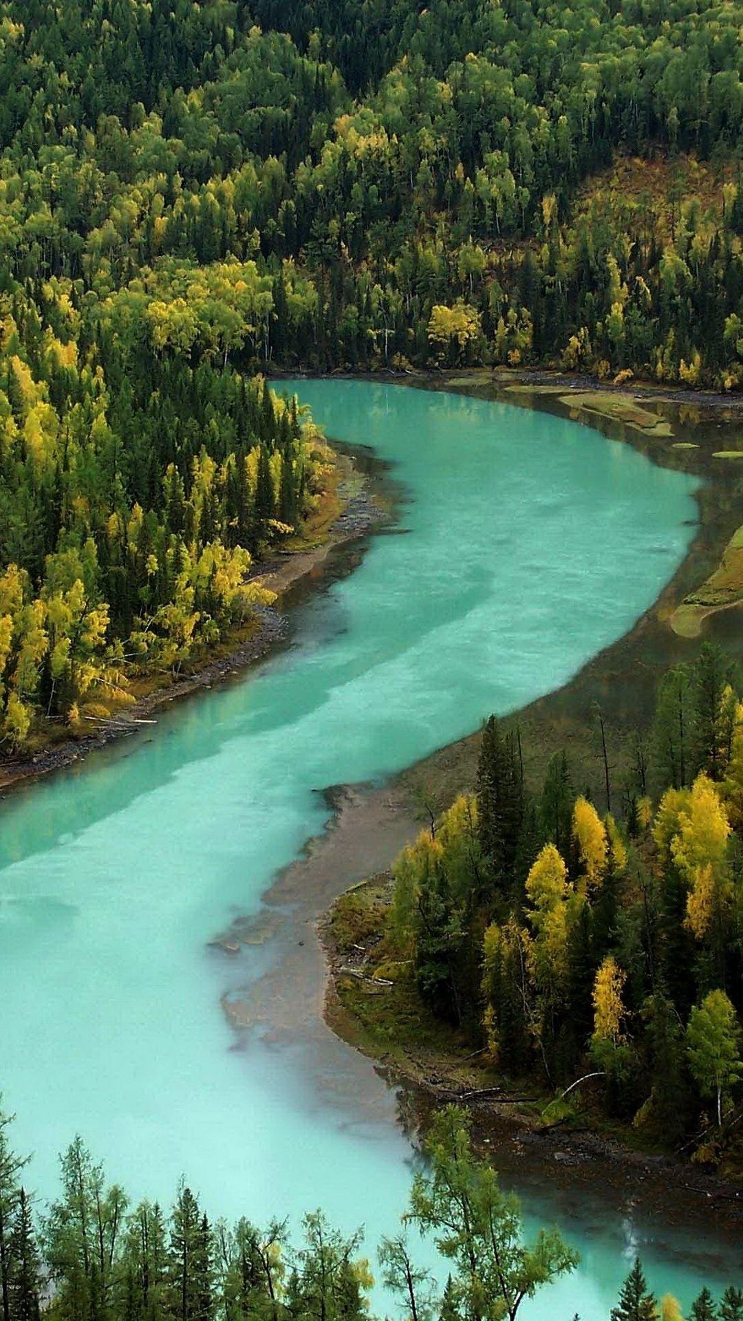 Beautiful Rivers Of Russia