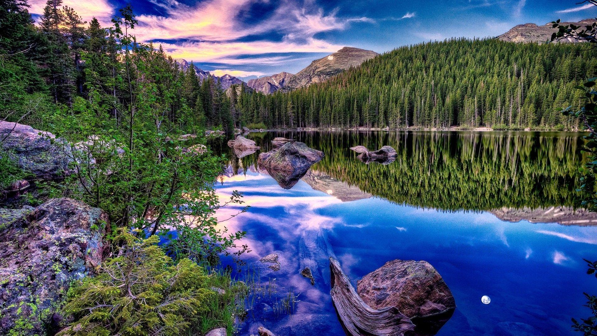 Beautiful Scenery Of Nature