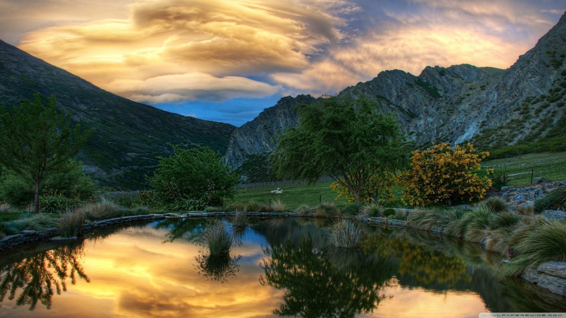 Beautiful Scenery Photo