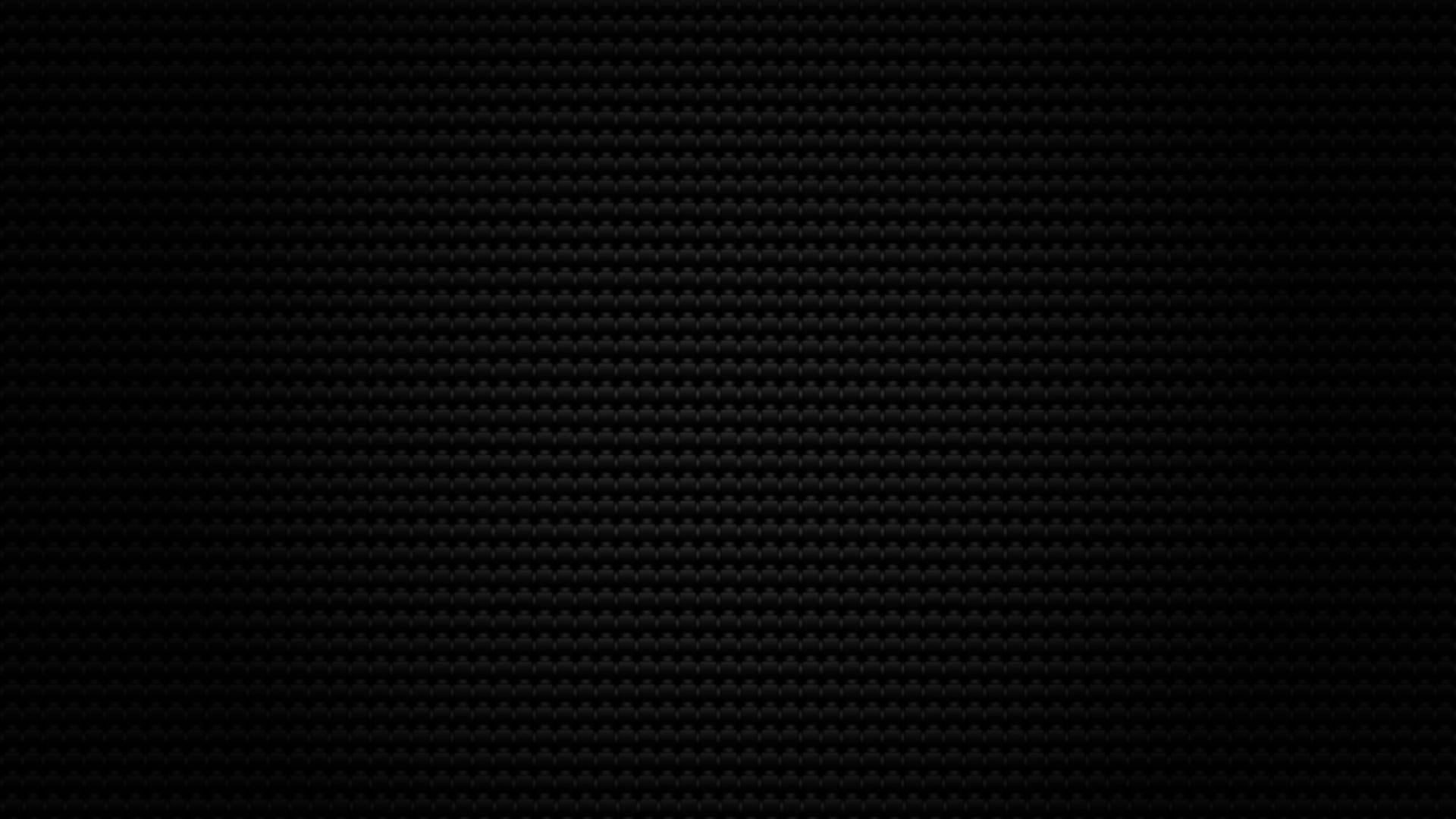 Black Background Of Carbon