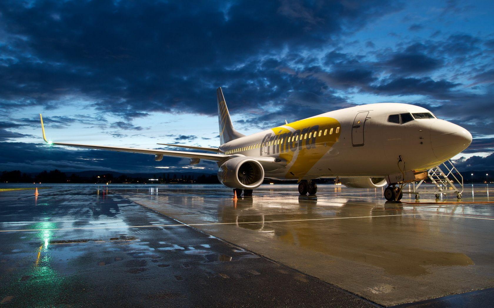 Boeing 737 Wallpaper